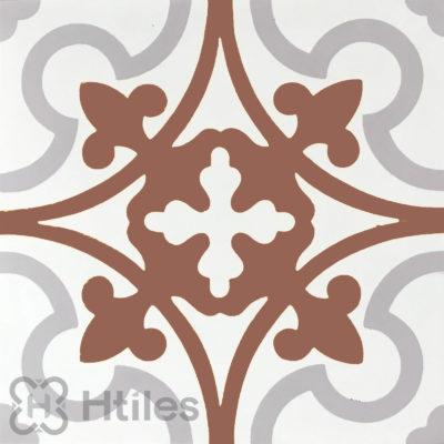 H186.1 Encaustic Cement Tile